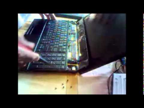 Laptop Component : How to Remove and Replace HP Laptop Ram