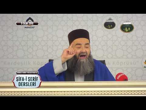 Cübbeli Ahmet Hoca İle Şifa-i Şerif Dersleri 50. Bölüm 9 Ocak 2018