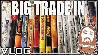 My Friend Did A Big Trade In + Showing Gamecube + PS1 Games | SicCooper