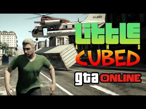 Little and Cubed - Bug Squash Challenge! - GTA Online