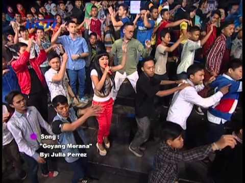 download lagu Julia Perez 'Goyang Merana' - DahSyat 12 gratis