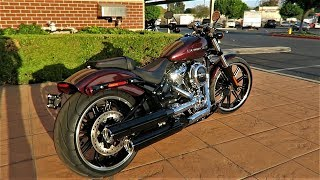 2018 Harley-Davidson Softail Breakout (FXBR)│Full Review and Test Ride