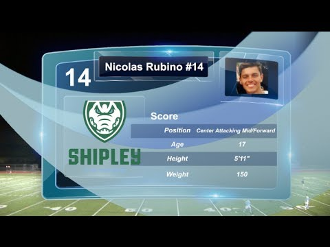 The Shipley School: Nicolas Rubino (2014) - 11/05/2013