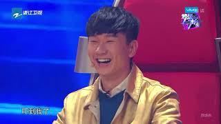 这么皮的出场也只有Jackson Wang王嘉尔能想出来了!《梦想的声音3》花絮 EP3 20181109 /浙江卫视官方音乐HD/