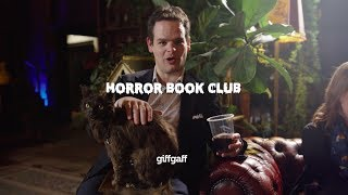 The Horror Book Club | Small's A Community