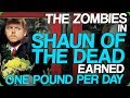 Download Lagu The Zombies In Shaun Of The Dead Earned One Pound Per Day What Comes After Fact Fiend