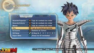 Dragon Ball Xenoverse 2 Conseguir Traje de combate de Oro y Cristal