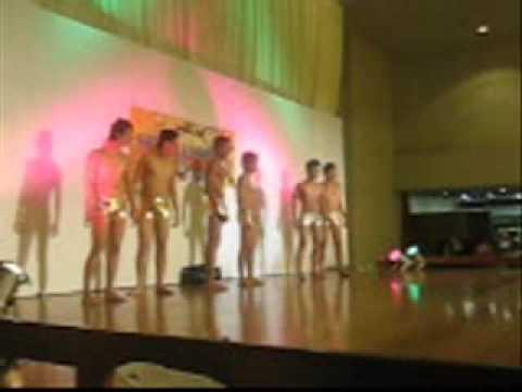 GINOONG LAGUNA 2009 (SWIMWEAR COMPETTION) CARLO GONZALES