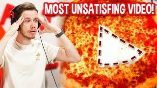 Reacting To The World's Most Unsatisfying Video!