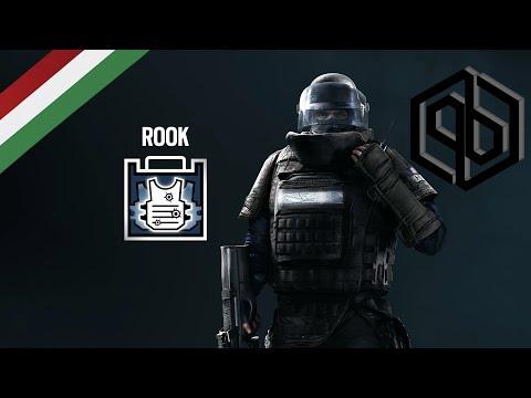 Rainbow Six Siege: Rook Operator Video | Magyar Szinkron