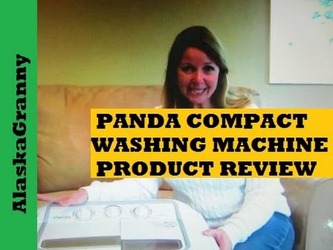 Product Review: Panda Compact Washing Machine