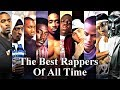 Lagu Top 100 - The Best Rappers Of All Time (2017)