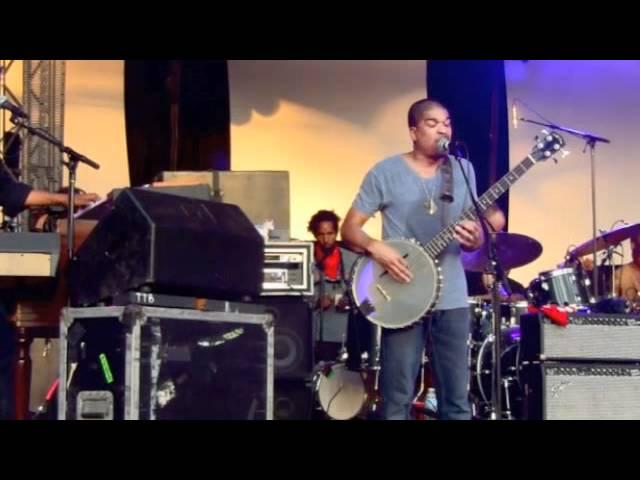 TTB - Oteil Burbridge - Banjo Bass, Kofi Burbridge - flute, J.J. Johnson & Tyler Greenwell - Drums