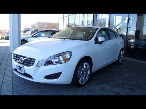 2011 Volvo S60 AWD Start Up, Engine, and In Depth Tour