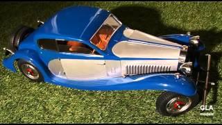 Bugatti Type 50 Coupé de Ville 1932