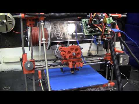 Reprap Assembly 11, Software, Firmware