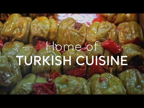 Home of TURKISH CUISINE