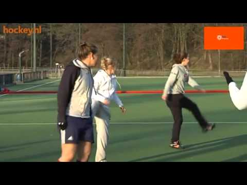 Preview  Nicky Hoeboer - wedstrijd 31/3/2012 tegen D1 Rotterdam