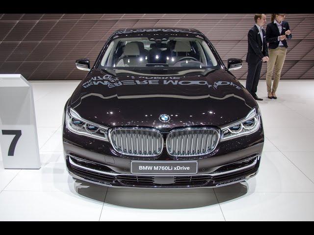 sddefault 2017 BMW 7 Series Sedan
