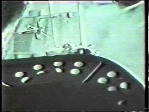 USS Iowa Gun Turret Explosion - Australian TV News Item (1989)