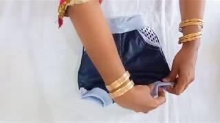 Summer Baby Bloomer/Kids Nicker Cutting & Stitching Tutorial