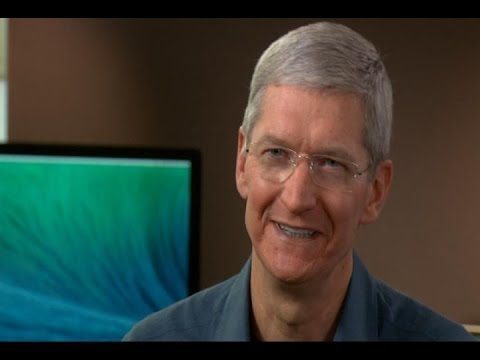 Tim Cook Reveals a Personal Message