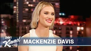 Mackenzie Davis on Arnold Schwarzenegger & Fighting Naked in Terminator
