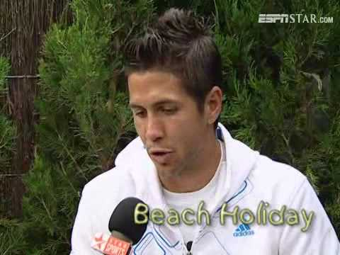 Fernando Verdasco on ACE ESPN Star Video