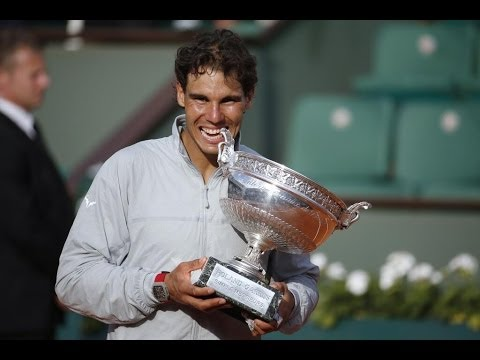 Rafael Nadal vs Novak Djokovic French Open 2014 Mens Final Results
