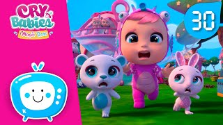🌈 Second Season Full Episodes ✨ CRY BABIES 💧 MAGIC TEARS 💕 Long Video 30 Min