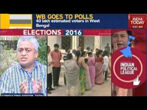 Elections 2016: Polls Begin In Assam, WB