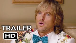 Father Figures Official Trailer #1 (2017) Owen Wilson, Ed Helms Comedy Movie HD