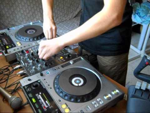 DJ Jenix -  Pioneer DJ Battle competition 2012