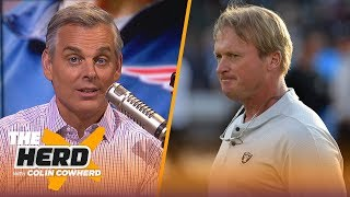 Colin Cowherd lists 5 predictions for the 2019 NFL Draft  NFL  THE HERD
