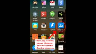 How to Root Micromax Canvas DOODLE 3 With Kingroot