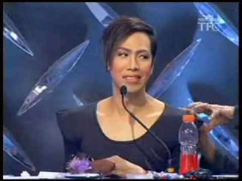 Rosanna Roces - Showtime January 7, 2010