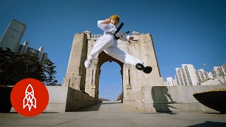 So Fly: The Impossibly Acrobatic Martial Art of Tricking