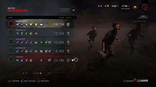 Dead by Daylight hatch escape against a speed hacking meyers?