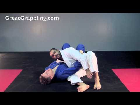 Side Control Submission Step Over Armbar.mov Image 1