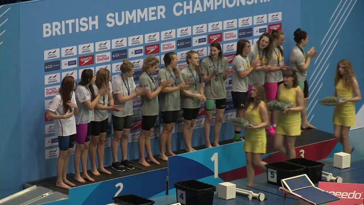 British Summer Championships - Session 13 - Finals