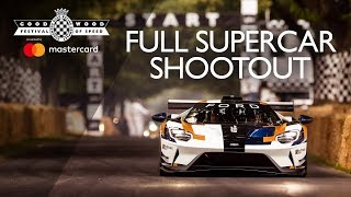 Goodwood Festival of Speed 2019 Full Supercar Shootout