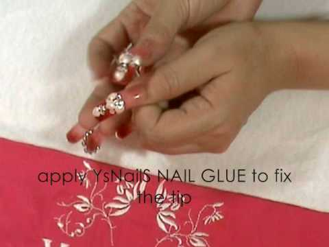 YsNailS Each Monday with Yenis Abella NEW VIDEO 02082010