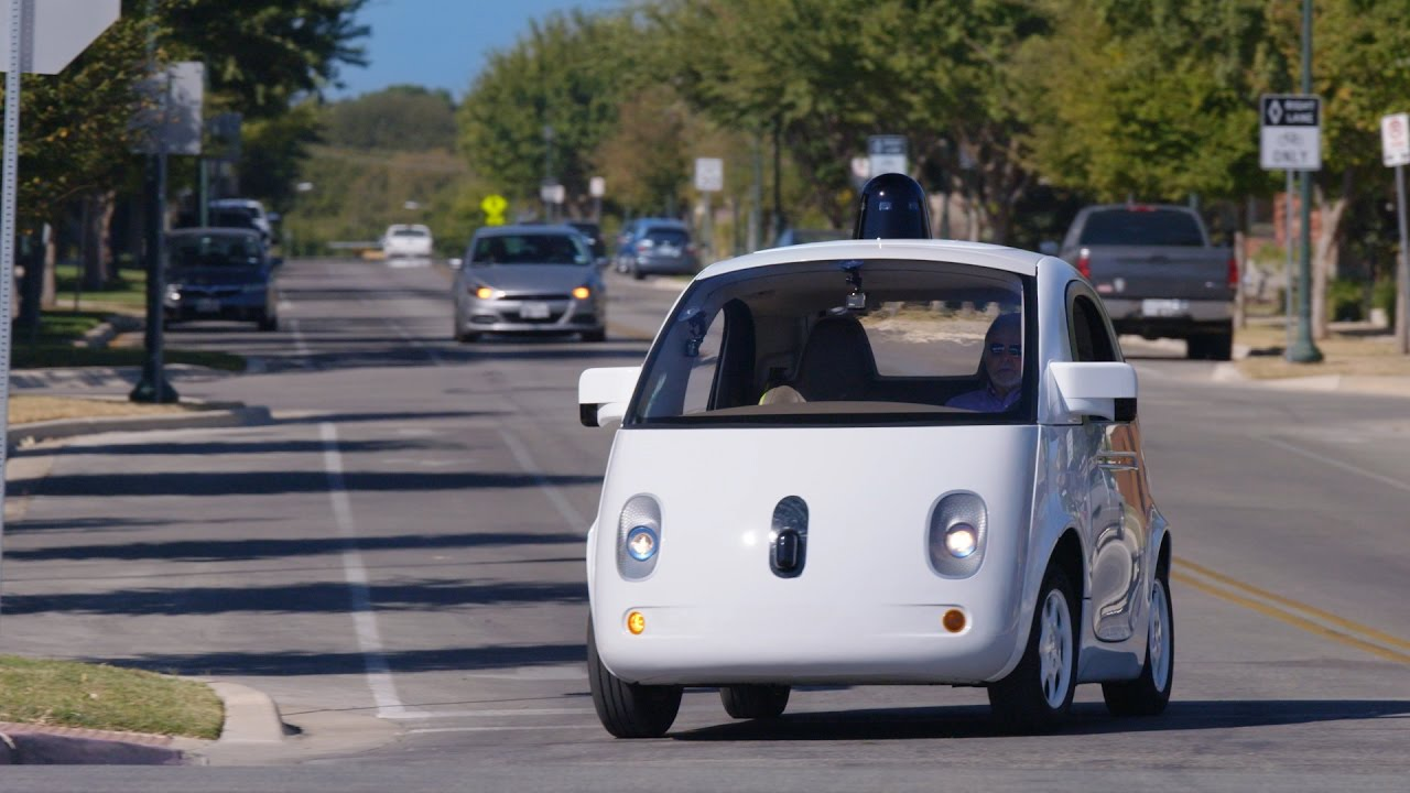 SelfDriving Cars Are Almost A Reality And Heres Proof