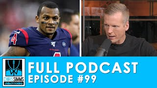 NFL Week 13 Review: Ravens-49ers delivers, Texans trick Pats | Chris Simms Unbuttoned (Ep. 99 FULL)