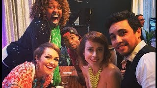 Going To Bonnaroo with King Bach, Glozell, Kandee Johnson & Chester See!