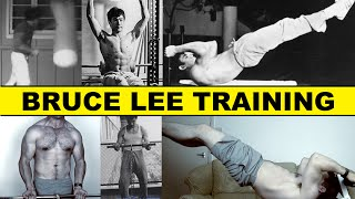 Bruce Lee's Training & Workouts