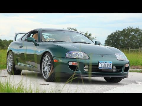 The 700 HP Titan Motorsports Toyota Supra - TUNED