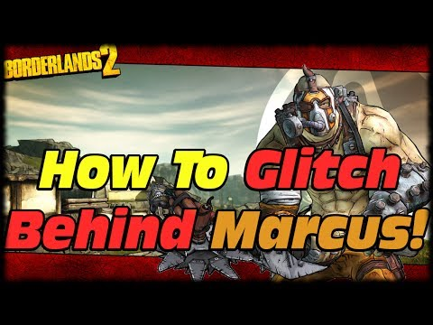 Borderlands 2 How To Grenade Jump Behind Marcus To Test Melee Even With Krieg Glitch!