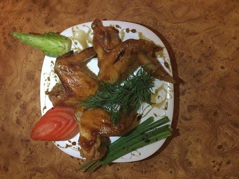 крылышки терияки рецепт на сковороде того, какую конфигурацию