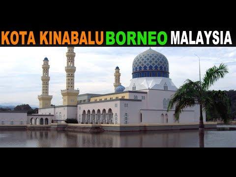 A Tourist's Guide to Kota Kinabalu, Malaysia